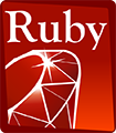 Ruby courses logo
