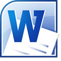 Word courses logo
